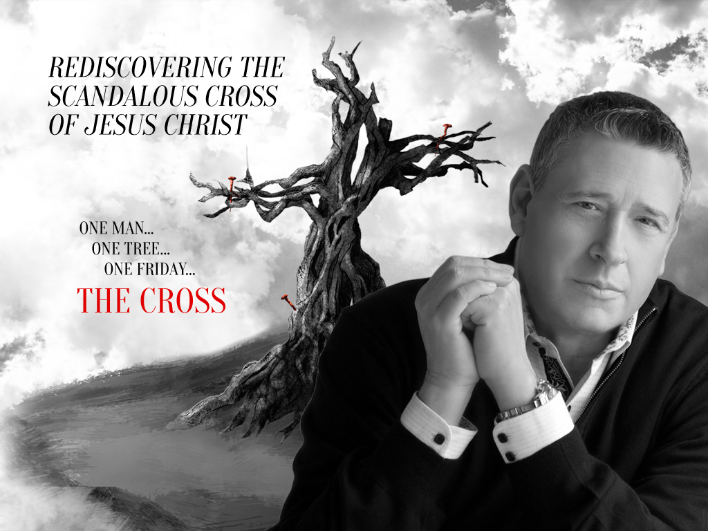 The Cross Book - Desktop Number Two - 1024 x 768