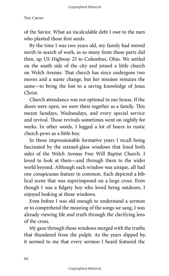 The Cross Book - Preview the Introduction